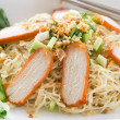 Pork noodles — Stock Photo #35924307