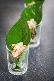 Sobremesa de tailândia — Fotografia Stock