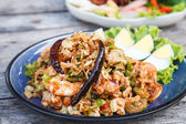 Thai Wing Bean Salad — Stock Photo
