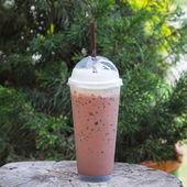 Iced kakao — Stockfoto