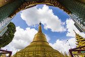 Shwedagon — Stock Photo