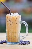 Iced coffee — Zdjęcie stockowe