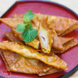 Stock Photo: Deep Fried Wonton