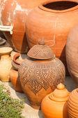 Ancient Jar — Stock Photo
