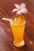 Jus d'orange — Stockfoto