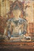 Antigua estatua de buda — Stockfoto