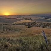 Farm in Tuscany — Stock Photo
