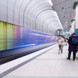 Subway Station in Munich — Stock Photo #20051049