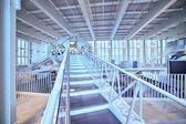 Futuristic Laboratory — Stock Photo