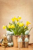 Easter Setting — Stock Photo