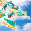 Stock Photo: Summer Postcards