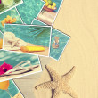 Stock Photo: Holiday Postcards