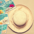 Stock Photo: Summertime Postcards
