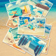 Summer Postcards - Foto de Stock