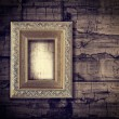Empty Photo Frame — Stockfoto