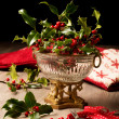Holly & Berries — Stock Photo #35594313
