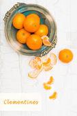Clementines — Stock Photo