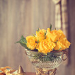Yellow Roses — Stock Photo #42627669