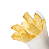 Cone Of Chips — Stock Photo