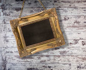 Gilt  Frame — Stock Photo