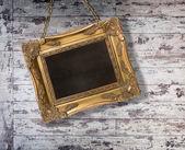 Gilt  Frame — Stock Photo