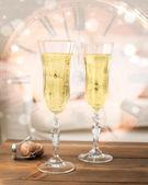 Obchody nowego roku — Zdjęcie stockowe