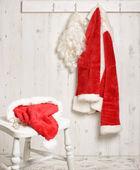 Santa Hat & Specs — Stock fotografie