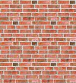 Bricks - seamless tileable texture — Stock Photo