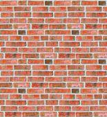 Bricks - seamless tileable texture — Stock Photo
