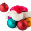 Christmas decorations — Stock Photo #34399523