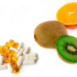 Vitamins — Stock Photo #39988027