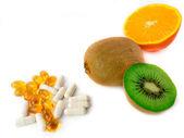 Vitamins — Stock Photo