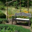Garden Bench — Stock Photo #12191936