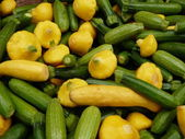 Courgettes — Photo