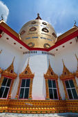 Main Chapel of Watprongaregard in Chachoengsao Province,Thailand — Stock Photo