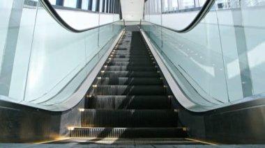 Escalator — Stock Video