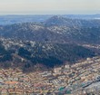 Panorama of Bergen, Norway — Stock Photo #23987001