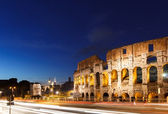 Arches of the Colosseum. Rome, Italy — Stock Photo