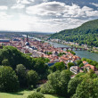 View on Heidelberg Germany - Stock Photo