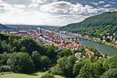 View on Heidelberg Germany — Stock Photo