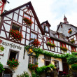 Old german village — Stock Photo