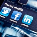 sociala medier — Stockfoto #13231343