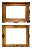 Isolated picture frame — Stock Photo