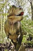 Tyrannosaurus rex dinosaur — Stock Photo