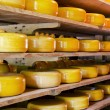 Cheese storage — Stock Photo #26449651