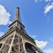 Eiffel tower Paris - France — Stock Photo