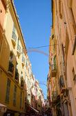 Monaco alley — Stock Photo