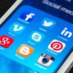 Social media — Stock Photo #38161785