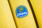 Chiquita banana — Stock Photo