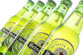 Heineken bottle — Stock Photo